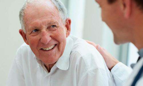у пожилых пациентов
