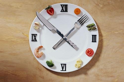 время для еды