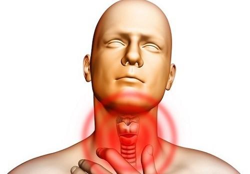 Ощущение комка в горле