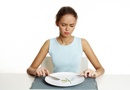Утрата аппетита