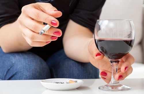 рак и вредные привычки