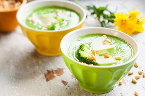 Супы в блендере