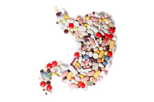таблетки для желудка