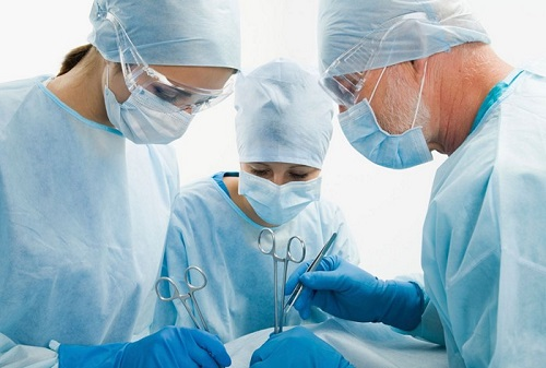 Удаление ГИСТ опухоли желудка