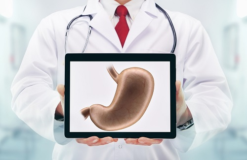 врач и желудок