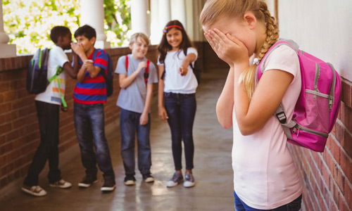 издевательства в школе