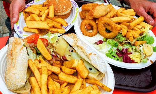 неправильное питание и боли