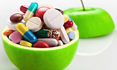 пить витаминные комплексы