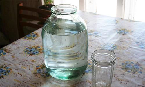 вода для промывания