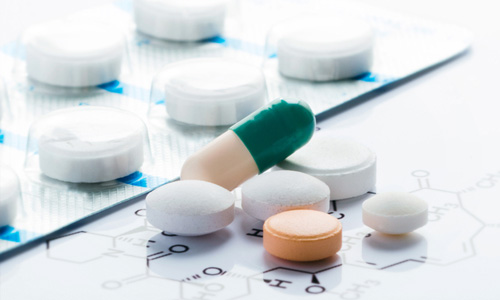 антибиотики при эрозии
