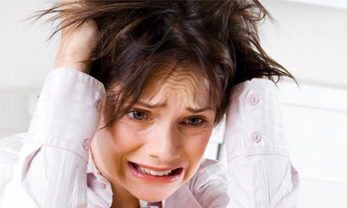 частыми стрессовыми ситуациями