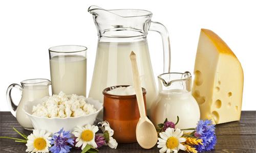 молочные продукты запрещены
